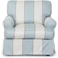 Chair Slip Covers In Store Gold Velvet Sunset Trading Horizon Cover Set Beach House Blue Only