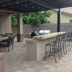 Stackable Outdoor Chairs Cheap Chair Cover Hire Perth Take It Outside With Arizona Backyard Entertaining - Patio Phoenix By Dream Retreats Landscape