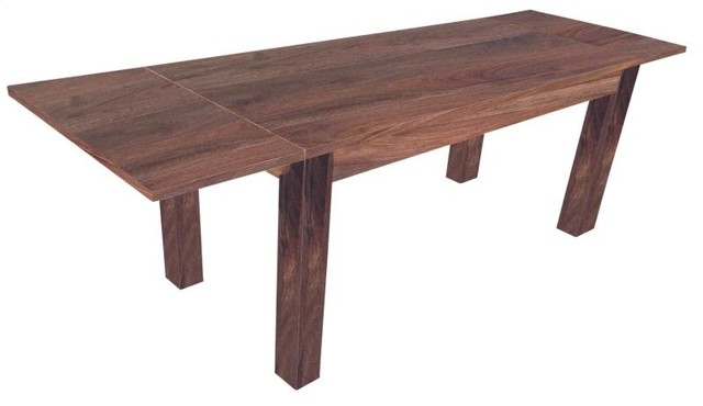 ARTEFAC Solid Wood Extendable Dining Table
