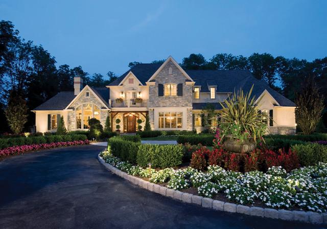 Philadelphia Magazine Design Home 2008 Traditional Exterior