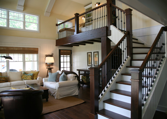 Lakeside Guest House Traditional Staircase Milwaukee By