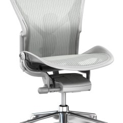 Co Design Office Chairs Cheap Wedding Chair Cover Rentals Herman Miller Aeron Task Posturefit Sl Armless Contemporary By Designs
