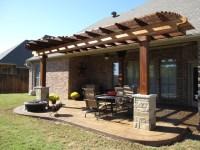 Pergola - Keller, TX - Traditional - Patio - Dallas - by ...