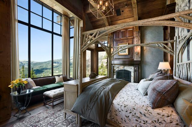 Angoliera in legno stile country. Trasformare La Camera Da Letto Della Casa Vacanze In Stile Country Chic