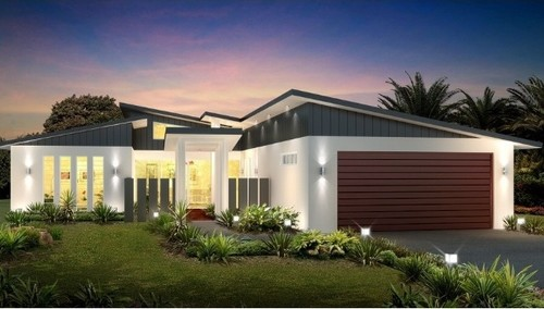 Facade Ideas On New House