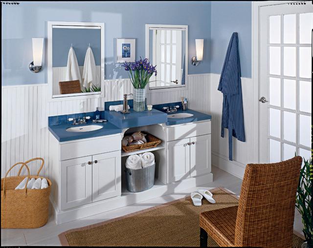 Seifer Bathroom Ideas Beach Style Bathroom New York By