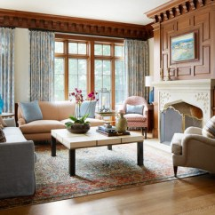 Transitional Style Living Room Printed Chairs New This Week 5 Great Rooms