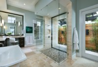 Model Home Interior Design - Ravenna 1291 - Transitional ...