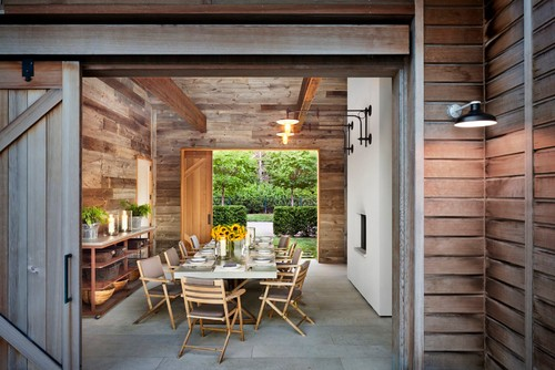 Hamptons Modern Farmhouse