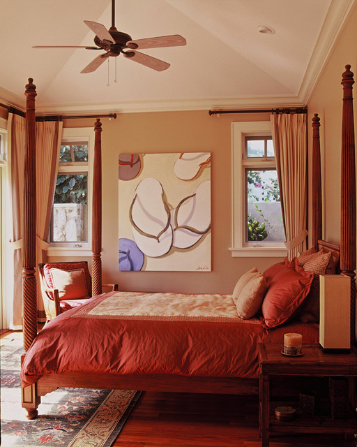 Tropical Bedroom tropical-bedroom