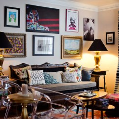 Mixing Leather And Fabric Furniture In Living Room Flooring Ideas Birdhouse Design