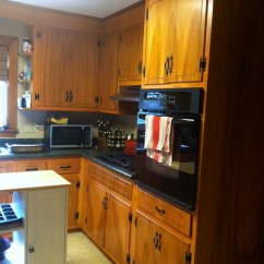 Kitchen Cabinet Cost Complete Packages Need Help Updating My 1960's