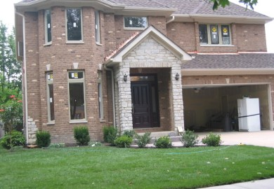 Schwake Stone Brick Fireplace Company