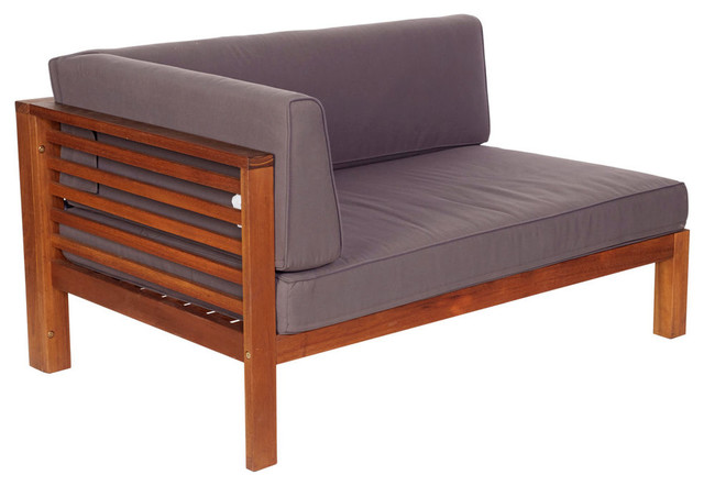 sofa preston docks backless bed finlay smith docklands lounge right corner contemporary outdoor chairs