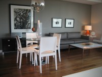 Small Downtown Condo - Modern - Living Room - Toronto - by ...