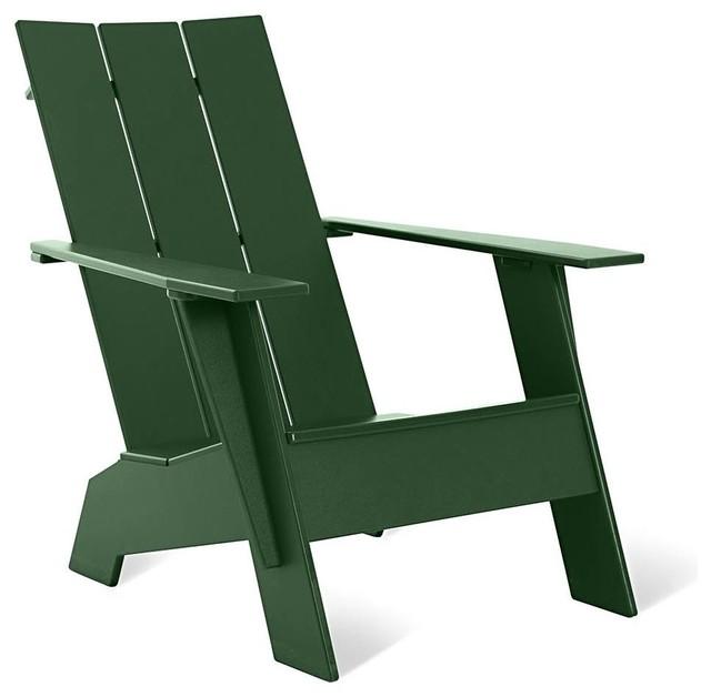 Adirondack Chair Large  Modern  Adirondack Chairs