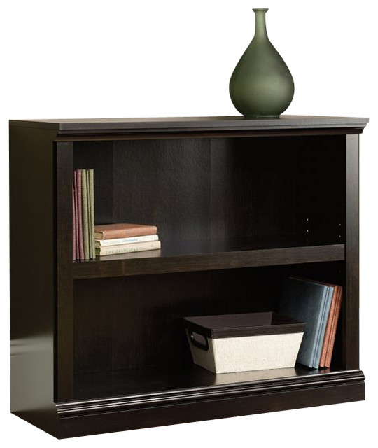 Sauder Select 2Shelf Bookcase in Select Cherry