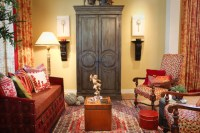 Court Meadow - Traditional - Living Room - Dallas - by ...
