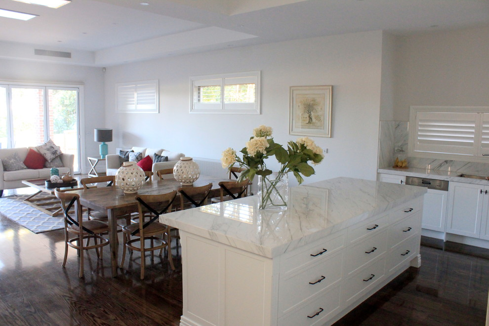 Few Easy Care Tips for Your Marble Kitchen Benchtops