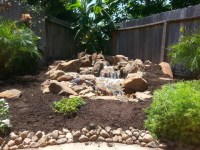 Disappearing, Pondless Waterfall Ideas for your Austin ...