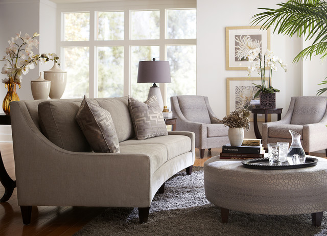 Havertys Furniture  Contemporary  Living Room  other