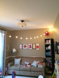 Ceiling lights for playroom