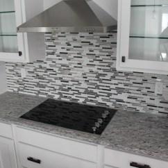 Farmhouse Kitchen Sink For Sale Design A Small Space Moon White Granite Perimeter & Island ...