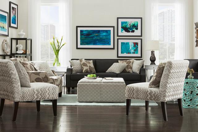 Overstockcom Living Rooms  Transitional  Living Room