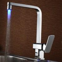Sumerain LED Kitchen Faucet - Contemporary - Kitchen ...