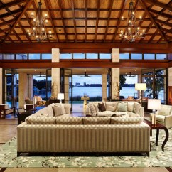 Contemporary Asian Living Room Design Lighting For Low Ceiling Miami By Thomas M