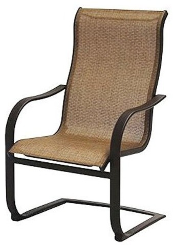 patio master corp bellevue spring chair set of 4
