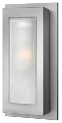 Hinkley Lighting 2054HE, Titan Outdoor Wall Light ...