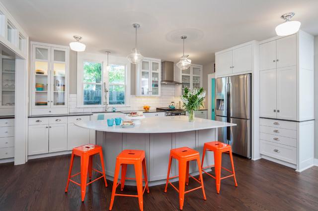 Craftsman Revived di-transizione-cucina