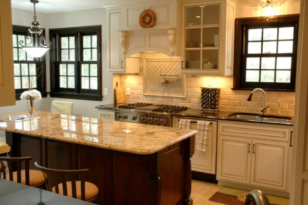 tudor style kitchen Kitchen Restoring and Updating in the Grand 1920s Tudor