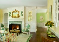 Green Tea - Traditional - Living Room - Other - by ...