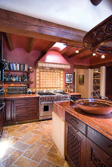 Moroccan Kitchen Santa Fe Nm Mediterranean Kitchen