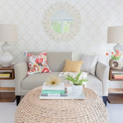 Living Room End Tables Big Lots Antique Furniture Ask An Expert: How To Decorate A Small Spare
