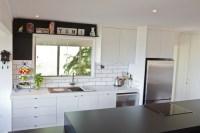 Mid Century Buderim Renovation - Eclectic - Kitchen ...