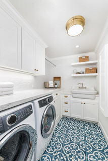 New This Week:  Uplifting Laundry Rooms ( Photos)