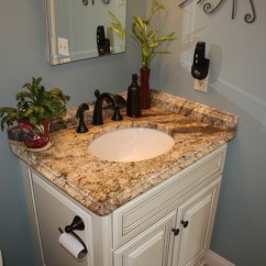 Houzz Living Rooms With Sectionals Colour Schemes For Yellow River Granite Counter Tops - Traditional Bathroom ...