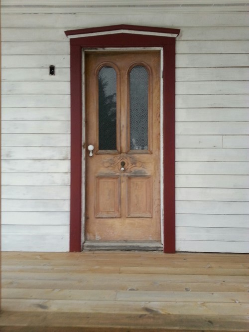 Help with refinishing old antique farmhouse doors and