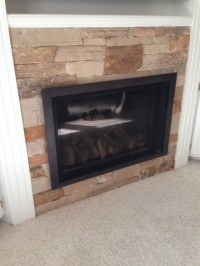 Fireplaces - Traditional - Basement - Denver - by Lehrer ...