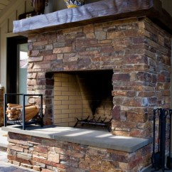 Houzz Modern Living Room Lighting Stunning Ideas Outdoor Masonry Fireplace - Traditional Landscape San ...