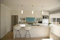 Modern contemporary minimalist kitchen design ...