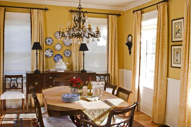 Victoria Garden Mews LEED Platinum Victorian Dining Room