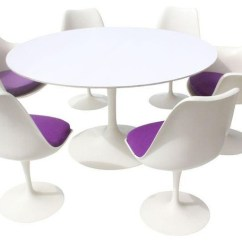 Tulip Table And Chairs Chair Back Covers For Sale Eero Saarinen 12 000 Est Retail 6 750 Home Design Jpg