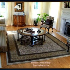 Traditional Living Rooms With Oriental Rugs Decorating Ideas Hand Knotted Rug To Complete New Hope Pa Home Room Philadelphia By Brandon