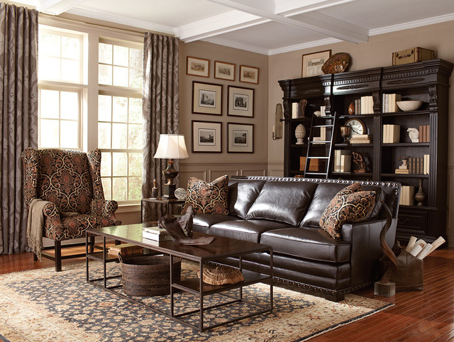 bernhardt cantor leather sofa price argos small corner bed living room: by ...
