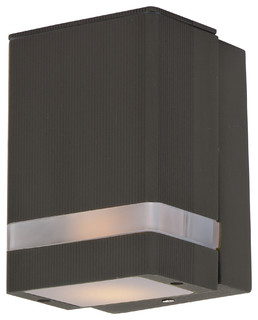 Lightray Led 1 Light Wall Sconce Architectural Bronze