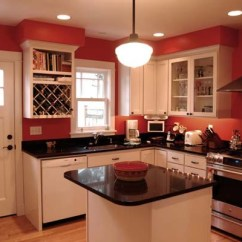 Small Lamps For Kitchen Counters Pass Through Window Phinney - Traditional Seattle By ...